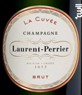La Cuvée Brut - Champagne Laurent-Perrier - Non millésimé - Effervescent