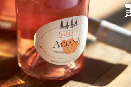 Aciana - Château de Sannes - 2019 - Rosé