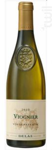 Vin du Pays d'Oc Viognier - Maison Delas - 2019 - Blanc