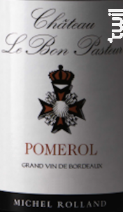 Château Le Bon Pasteur - Château Le Bon Pasteur - 2018 - Rouge