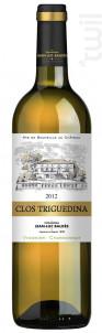 Clos Triguedina - Viognier Chardonnay - Clos Triguedina - 2014 - Blanc