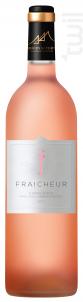 Fraîcheur Rosé - Les Terroirs du Vertige - 2020 - Rosé