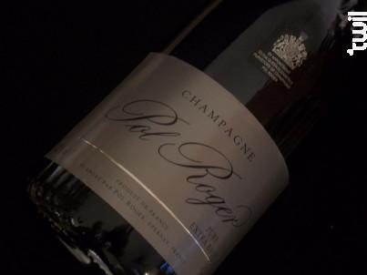 Pol Roger Pure - Champagne Pol Roger - Non millésimé - Effervescent