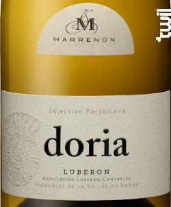 Doria - Marrenon - 2019 - Blanc