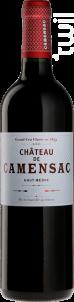 Château Camensac - Château de Camensac - 1982 - Rouge