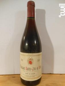 Cuvée Du Cellier - Le Cercle des Vins - 2000 - Rouge