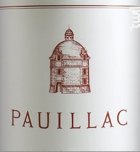Pauillac de Latour - Château Latour - 2014 - Rouge