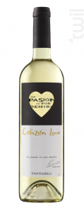 Corazón Loco - Bodega Iniesta - 2015 - Blanc