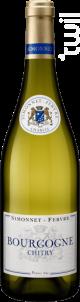 Bourgogne Chitry - Simonnet Febvre - 2011 - Blanc