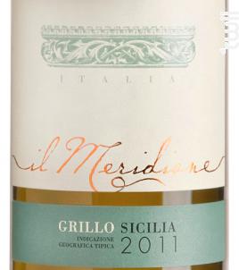 Il Meridione - Grillo - 2016 - Blanc