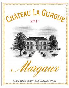 Château la Gurgue - Château La Gurgue - 2017 - Rouge