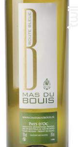 Route Bleue - Château Le Bouïs - 2018 - Blanc