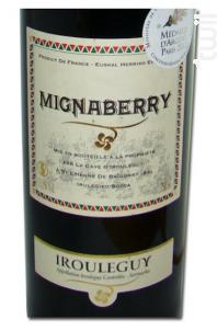Domaine Mignaberry - Domaine Mignaberry - 2015 - Rouge