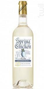 Spring Chicken Sauvignon - Villebois - 2016 - Blanc