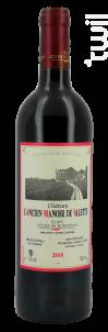 Manoir de Valette - Manoir de Valette - 2010 - Rouge