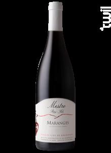 Maranges - Domaine Mestre Père et Fils - 2019 - Rouge