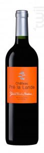 Cuvée Diane - Château Pré La Lande - 2015 - Rouge