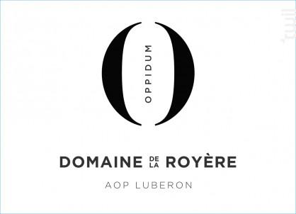 Oppidum Rouge - La Royère - 2016 - Rouge