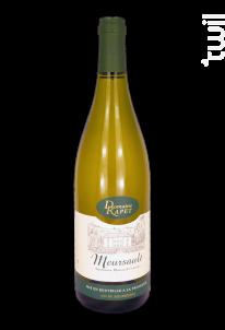 Meursault - Domaine Rapet François & Fils - 2017 - Blanc