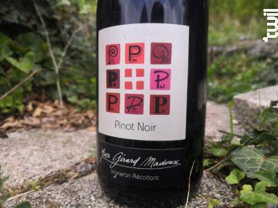 Pinot Noir - Vignoble de la Pierre - Yves Girard-Madoux - Non millésimé - Rouge