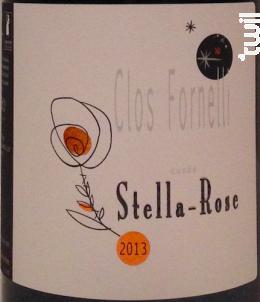Stella Rose - Clos Fornelli - 2015 - Rouge