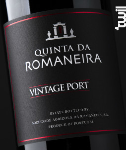 Quinta Da Romaneira Vintage - QUINTA DA ROMANEIRA - 2016 - Rouge