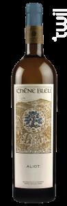 Aliot - Chêne Bleu - 2015 - Blanc