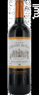 Château Chemin Royal - Château Chemin Royal - 2012 - Rouge
