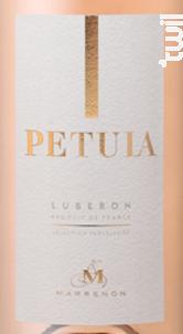 Petula - Marrenon - 2018 - Rosé