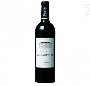 Château de la Dauphine - Château de la Dauphine - 2012 - Rouge