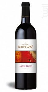 Argile Rouge - Château Bouscassé - 2011 - Rouge