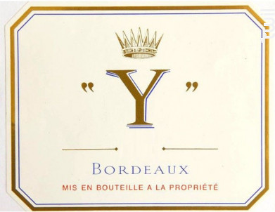 Y d'Yquem - Château d'Yquem - 2005 - Blanc