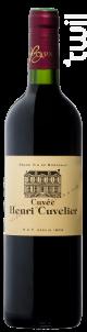Cuvée Henri Cuvelier - Cuvelier & Fils - 2016 - Rouge