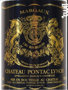 chateau Pontac Lynch