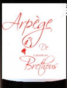 Arpège - Château Brethous - 2014 - Rouge