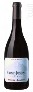 SAINT JOSEPH Les Roches Vieilles Vignes - Maison Tardieu Laurent - 2017 - Rouge