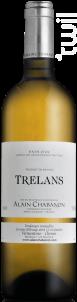 Trélans - Domaine Alain Chabanon - 2015 - Blanc