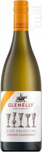 GLASS COLLECTION - UNOAKED CHARDONNAY - GLENELLY - 2018 - Blanc