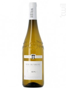 Abymes - Domaine RAVIER Philippe - 2018 - Blanc