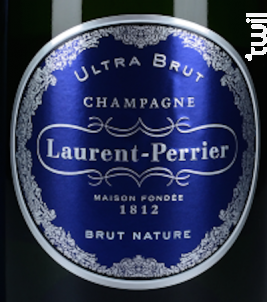 Champagne Laurent-perrier Ultra Brut + Etui - Champagne Laurent-Perrier - Non millésimé - Effervescent