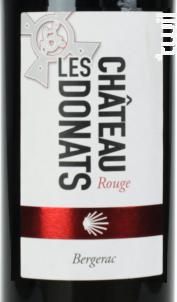 La Coquille - Château Les Donats - 2016 - Rouge