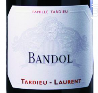Bandol - Maison Tardieu Laurent - 2014 - Rouge