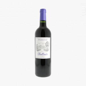 Ballade De La Pointe - Château La Pointe - 2015 - Rouge