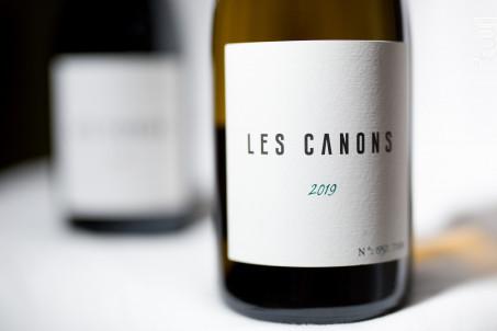 Canon Blanc • La Montagne - Domaine les Canons - 2019 - Blanc