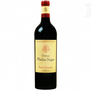 Château Phélan Ségur - Château Phélan Ségur - 2015 - Rouge
