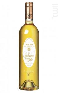 Le Sauternes de ma fille - Château Latrezotte - 2006 - Blanc