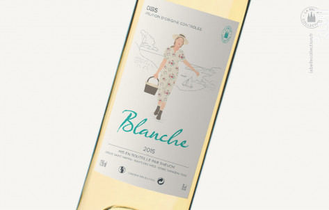 Blanche - La Belle Collection - 2015 - Blanc