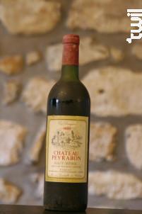 Château Peyrabon - Château Peyrabon - 1980 - Rouge