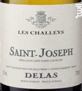 Les Challeys - Maison Delas - 2016 - Blanc