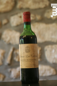 Vin, Rouge, Château Les Tuileries - Château Les Tuileries - Fargeot - 1964 - Rouge